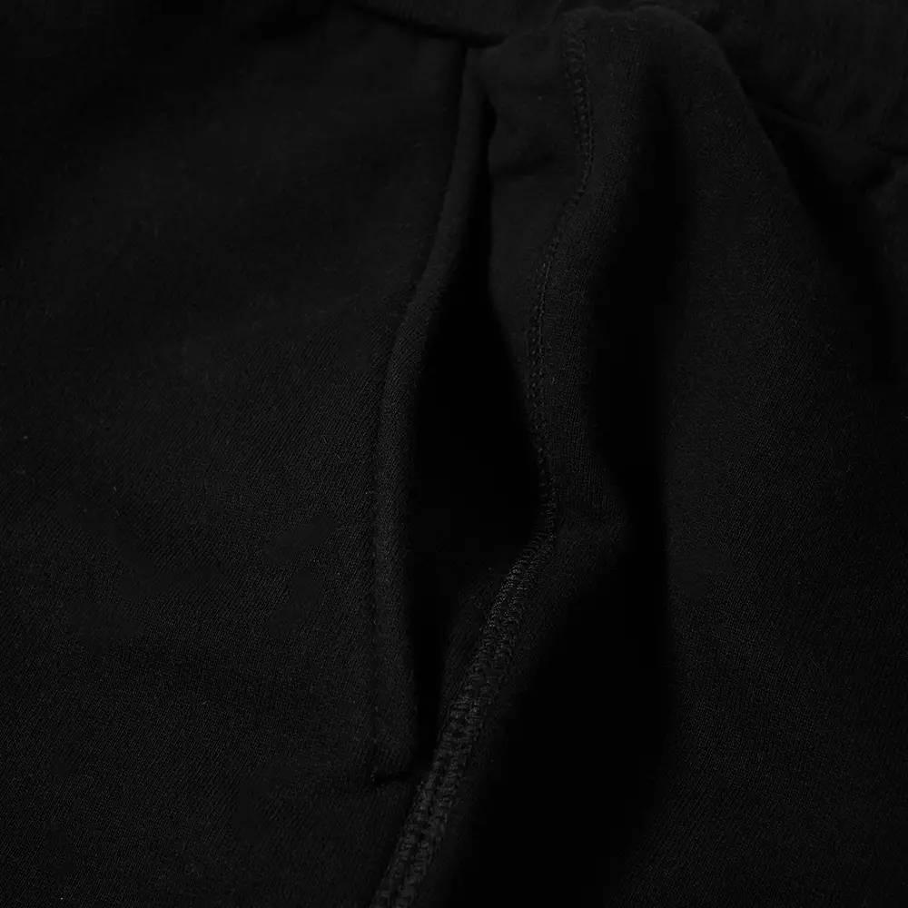 Cole Buxton MX Logo Sweat Pant Black Detail 2