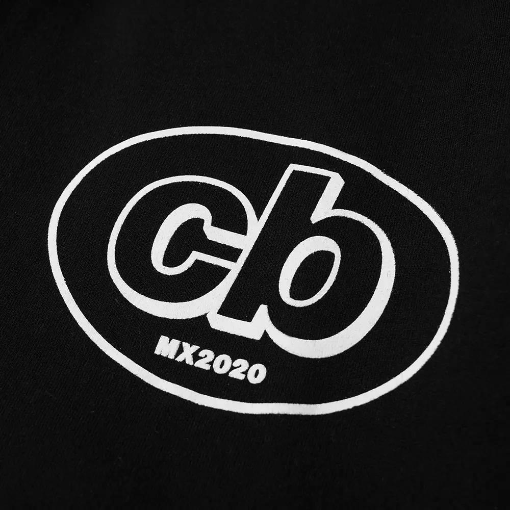 Cole Buxton MX Logo Sweat Pant Black Detail