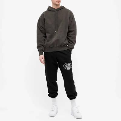 Cole Buxton MX Logo Sweat Pant Black Full