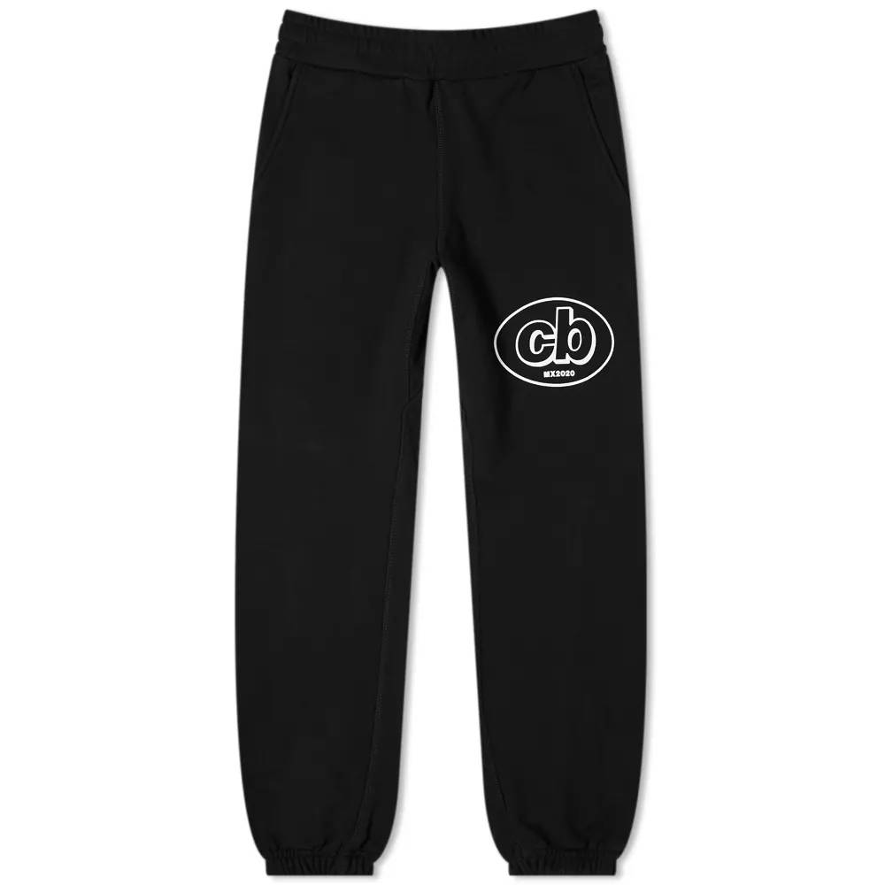 Cole Buxton MX Logo Sweat Pant Black