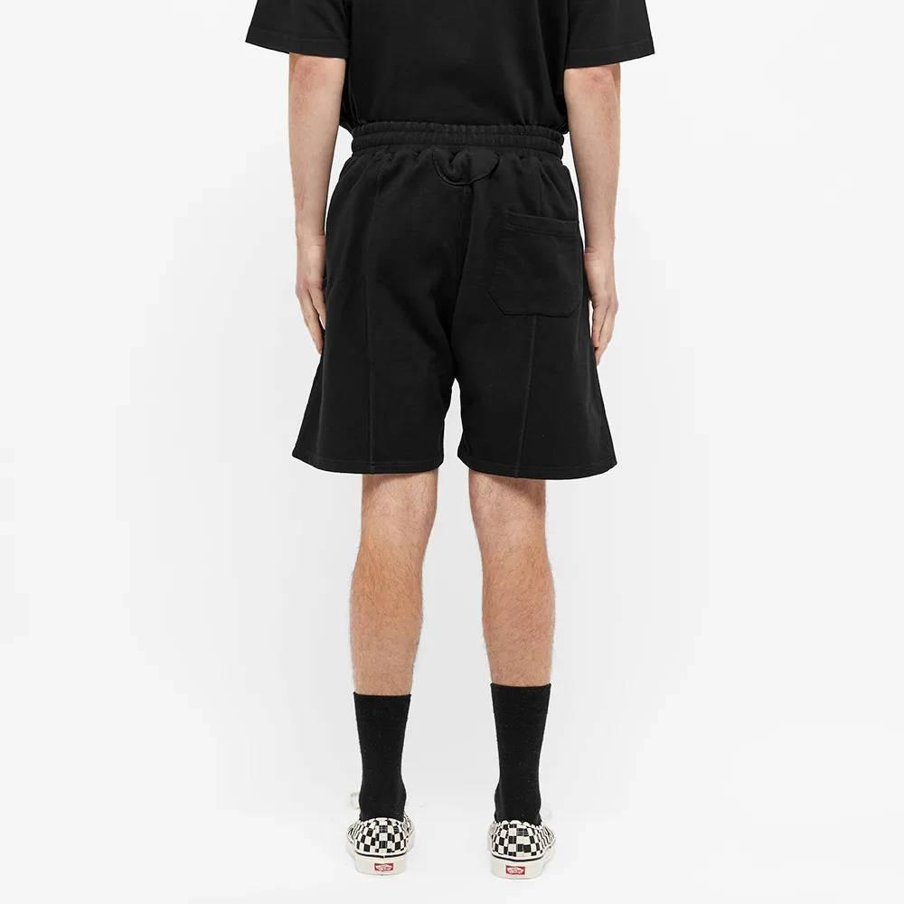 Cole Buxton Warm Up Short Black Back