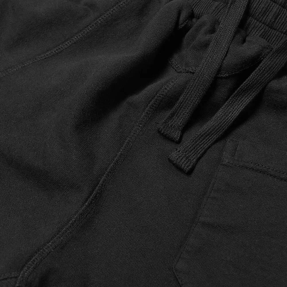 Cole Buxton Warm Up Short Black Detail