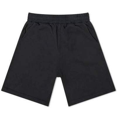 Cole Buxton Warm Up Short Black Front