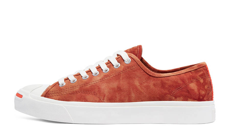 Converse Jack Purcell Summer Daze Low Red Bark