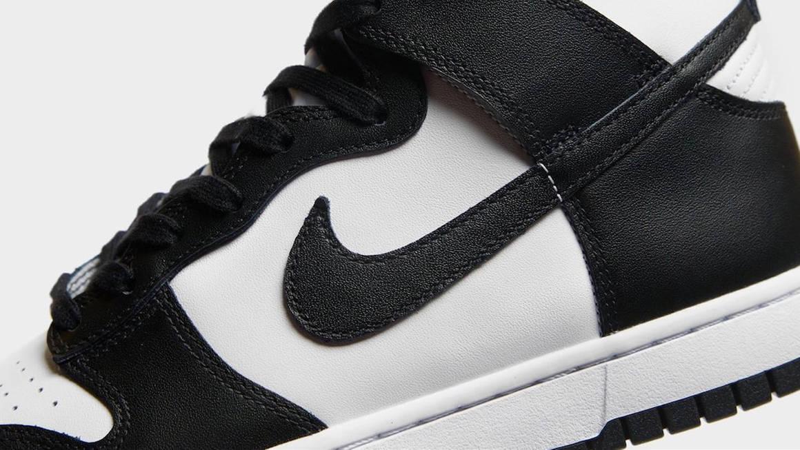 """Nike Dunk High """"Black"""""""