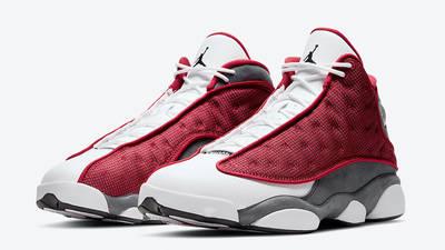 Jordan 13 Red Flint DJ5982-600 front