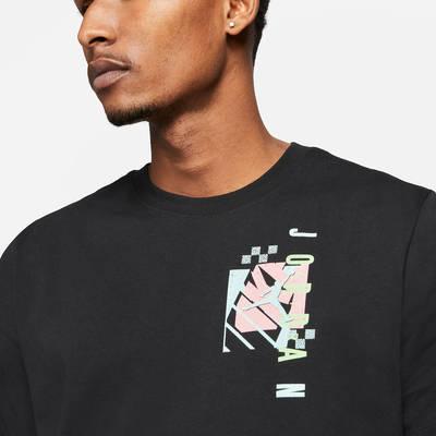 Jordan Air Futura Short-Sleeve T-Shirt CZ8390-010 Front