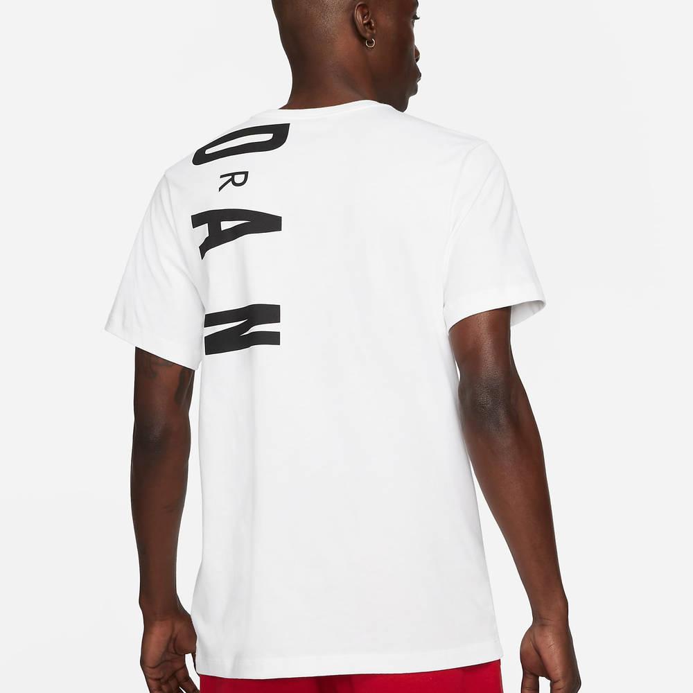 Jordan Air Short-Sleeve T-Shirt CZ8402-100 Back