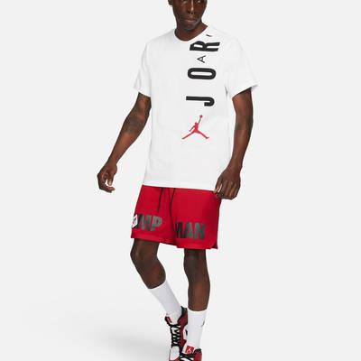 Jordan Air Short-Sleeve T-Shirt CZ8402-100 Full