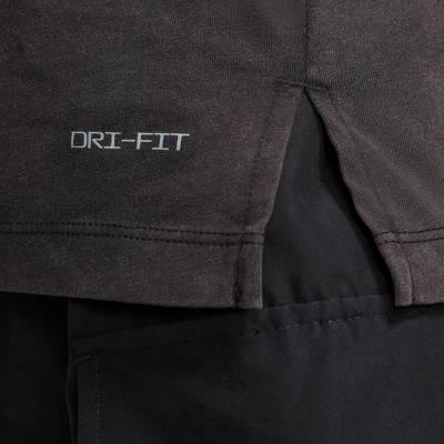 Jordan Dri-FIT Air Short-Sleeve Graphic Top DA2694-010 Detail