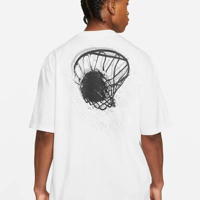 Jordan Flight Essentials Washed Graphic T-Shirt CZ8063-101 Back