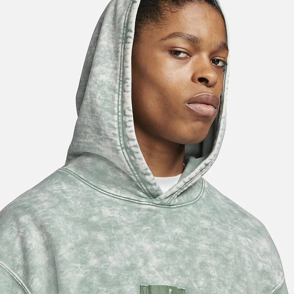Jordan Flight Fleece Graphic Pullover Hoodie DA2697-006 Detail 3