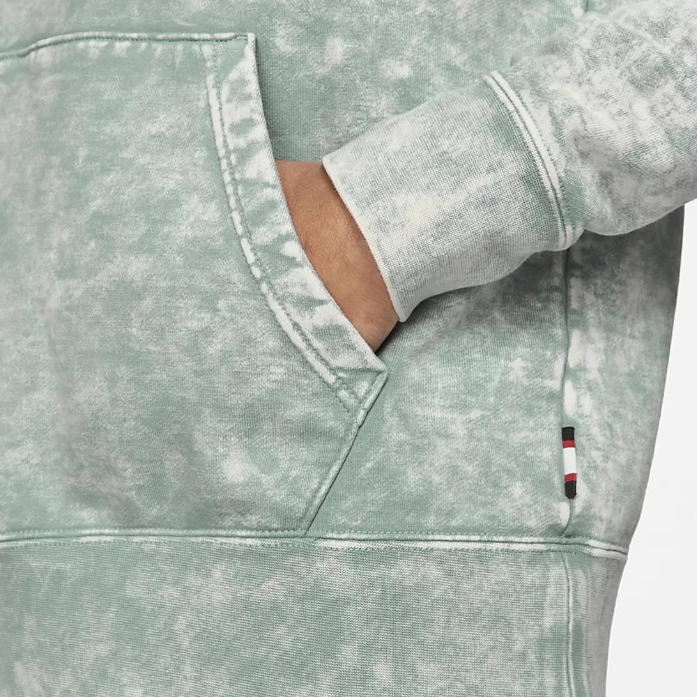 Jordan Flight Fleece Graphic Pullover Hoodie DA2697-006 Detail