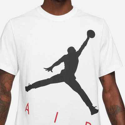 Jordan Jumpman Air Short-Sleeve T-Shirt CV3425-101 Detail