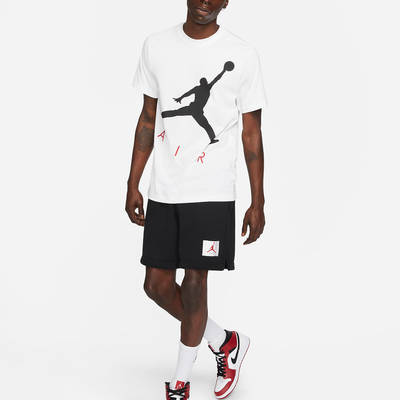 Jordan Jumpman Air Short-Sleeve T-Shirt CV3425-101 Full
