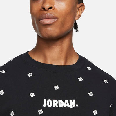 Jordan Jumpman Classics T-Shirt CZ5185-010 Detail
