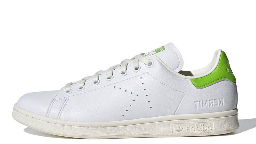 Kermit the Frog x adidas Stan Smith Cloud White Pantone