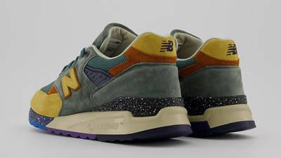 New Balance 998 MADE Reponsibly Back