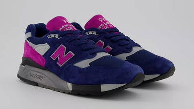 New Balance 998 MADE Reponsibly Front