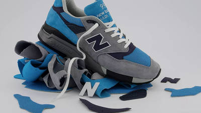 New Balance 998 MADE Reponsibly Lifestyle