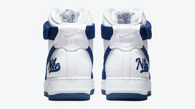 Nike Air Force 1 High EMB Dodgers Back