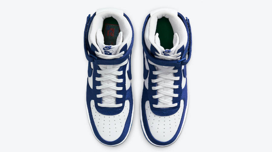 Nike Air Force 1 High EMB Dodgers Middle