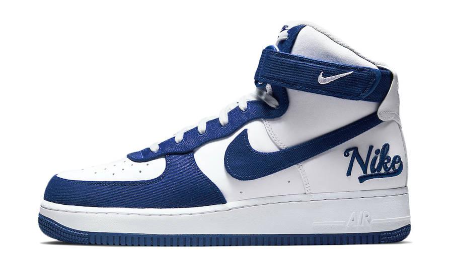 Nike Air Force 1 High EMB Dodgers