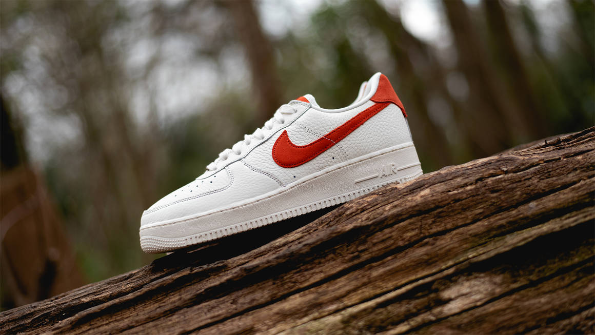 Nike Air Force 1 Low Craft Mantra Orange