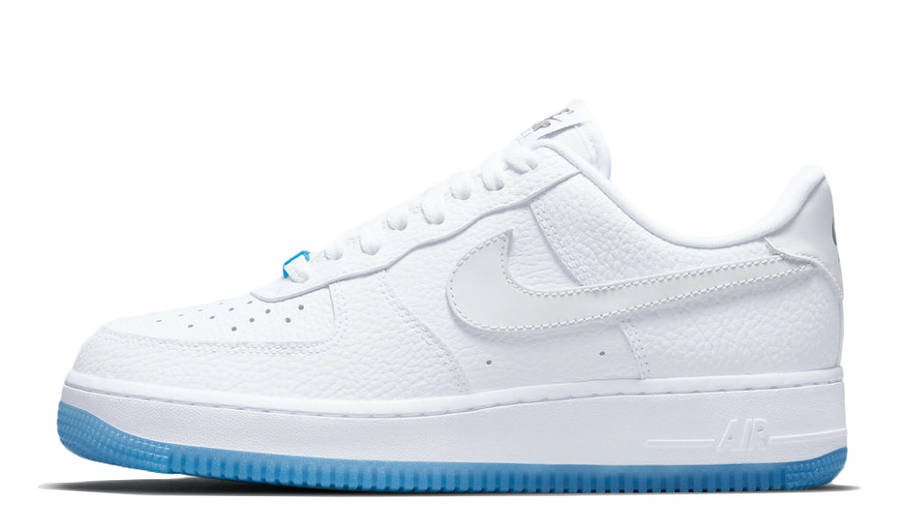 Nike Air Force 1 Low UV White University Blue   Where To Buy ...