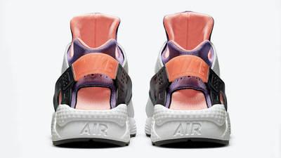 Nike Air Huarache Bright Mango Back