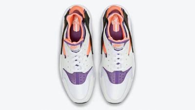 Nike Air Huarache Bright Mango Middle