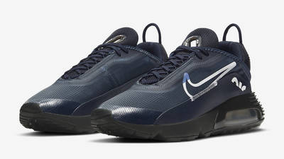 Nike Air Max 2090 Obsidian Iron Grey Front