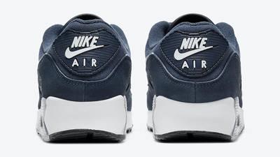 Nike Air Max 90 PRM Obsidian Back