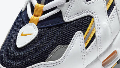 Nike Air Max 96 II Midnight Navy Front Closeup