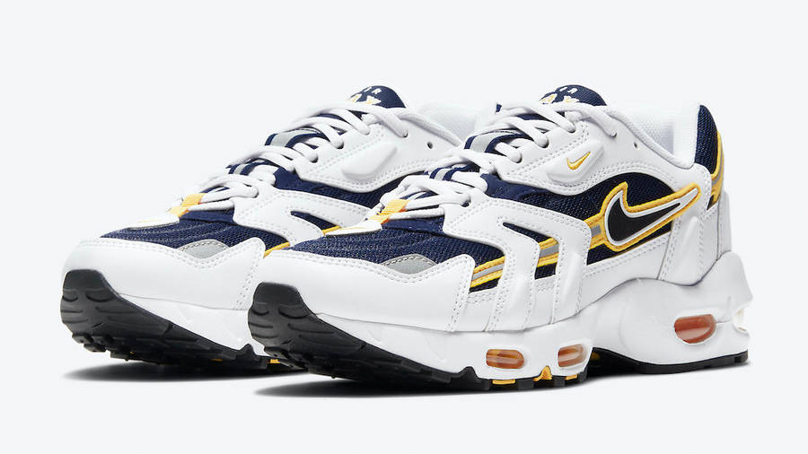 Nike Air Max 96 II Midnight Navy Front