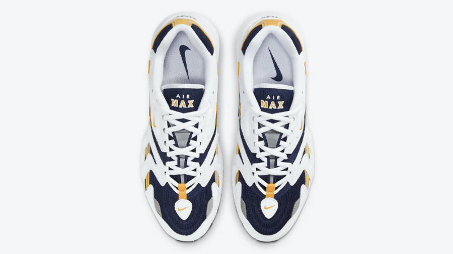 Nike Air Max 96 II Midnight Navy Middle