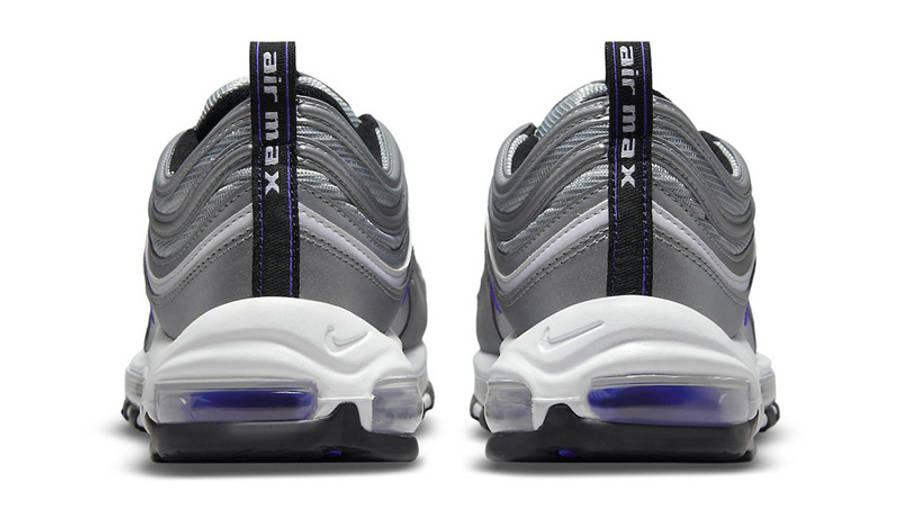 Nike Air Max 97 Purple Bullet Back