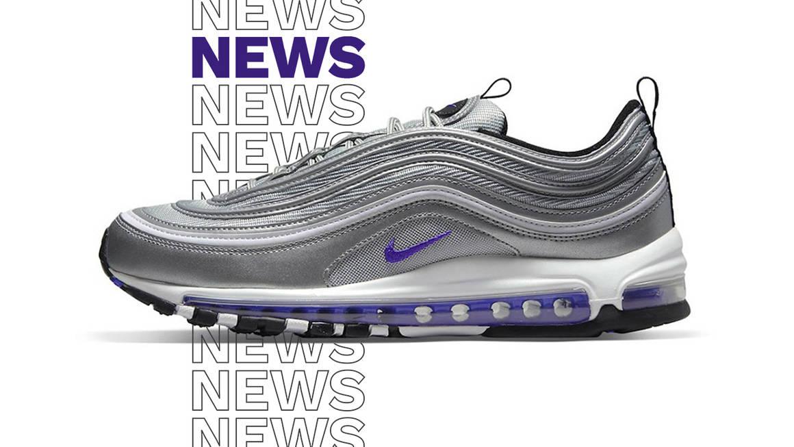Nike Air Max 97 Purple Bullet_