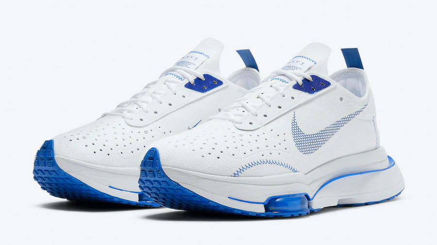 Nike Air Zoom Type SE Royal Blue Front