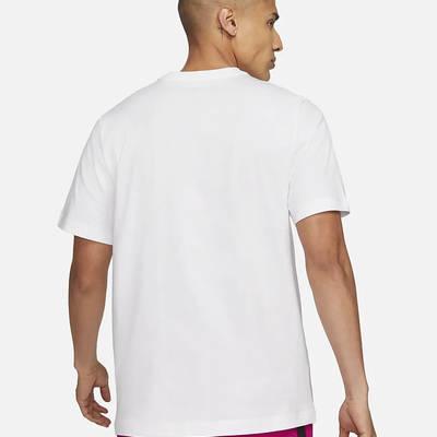 Nike Beach Party Futura T-Shirt DD1278-100 Back