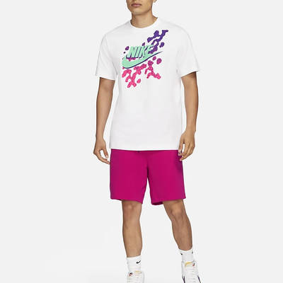 Nike Beach Party Futura T-Shirt DD1278-100 FUll