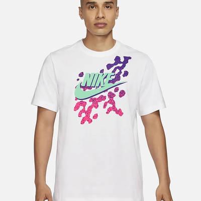 Nike Beach Party Futura T-Shirt DD1278-100