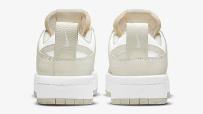 Nike Dunk Low Disrupt White Sea Glass Back