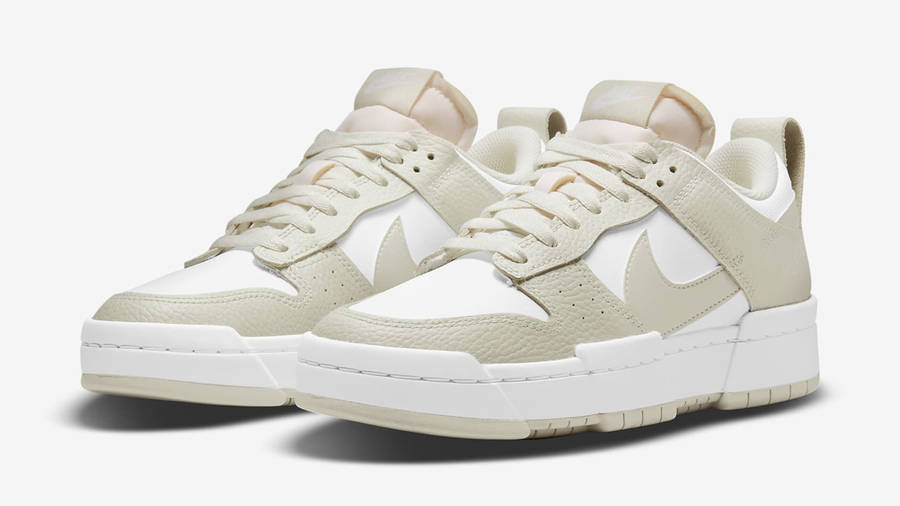 Nike Dunk Low Disrupt White Sea Glass Front