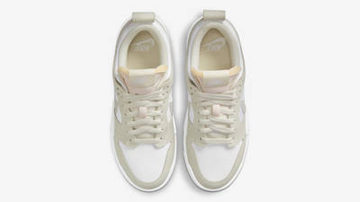 Nike Dunk Low Disrupt White Sea Glass Middle