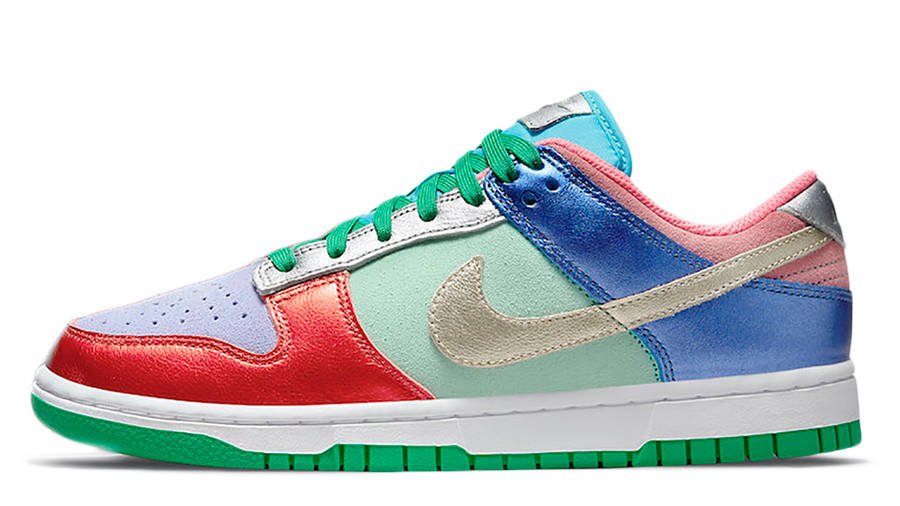 Nike Dunk Low Metallic Mismatch Multi DN0855-600