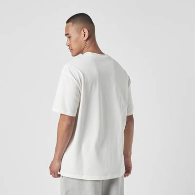 Nike NBA M2Z Globe T-Shirt White Back