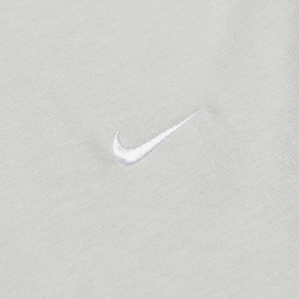 Nike Solo Swoosh T-Shirt CV0559-072 Detail 2