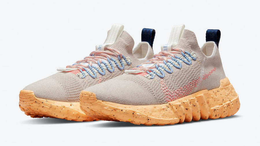 Nike Space Hippie 01 Melon Tint Front