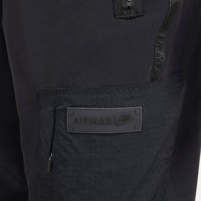 Nike Sportswear Air Max Woven Cargo Trousers DC2553-010 Detail
